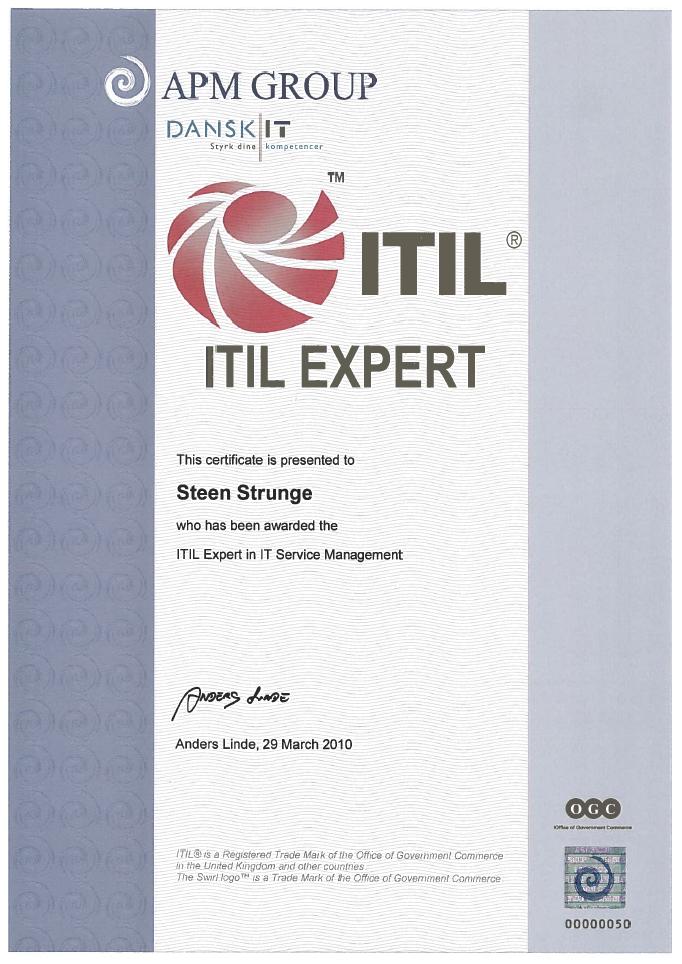 ITIL-Expert-Level-V3